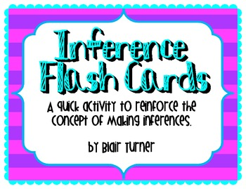 inferencing worksheets 3rd grade