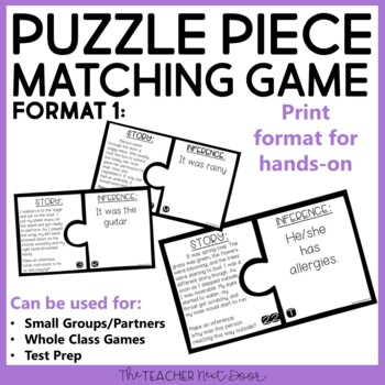 Inference Game | Inference Center