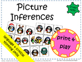 Making Inferences from Picture Cues (with penguin)