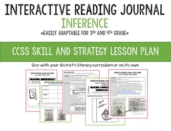 Inference-Interactive Journal Pages
