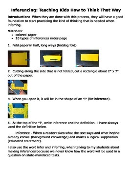 Inference Intro