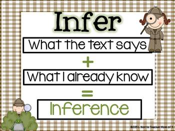 Inference/ Inferring