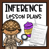 Inference Lesson Plans