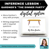 "Inference Lesson with Mona Gardner's ""The Dinner Party"" - ELA"
