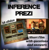 Inference Lesson with Short Film/Prezi