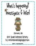 Inference Matching Activity - First Grade
