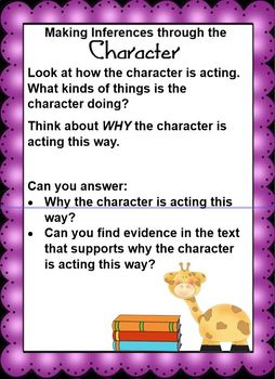 Inference MiniLesson and Practice