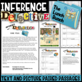 Making Inferences: Detective (The Lunch Bunch Mystery)
