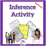 Inference Nonfiction Group Activity