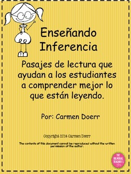 Inference Passages in Spanish