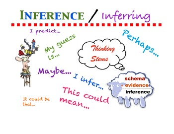 Inference Poster with Thinking Stems!