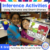 Inference Posters and Activities - Pictures and Short Stories to Infer Meaning