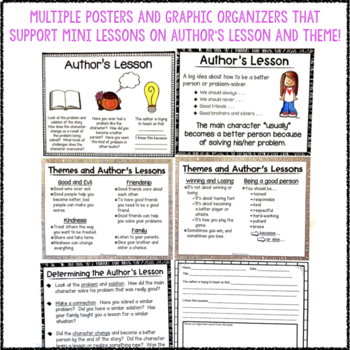 Inference Posters and Worksheets