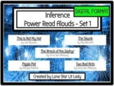 Inference Power Read-Alouds - Set 1 (Digital Format)