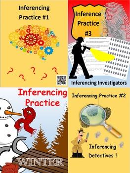 Inference Activities  MEGA BUNDLE