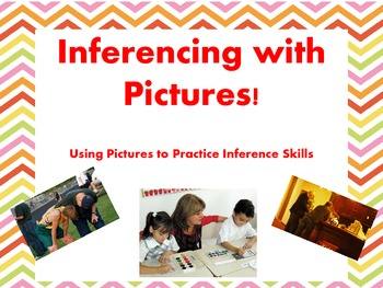 Inference Practice Using Pictures