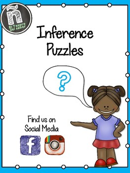 Inference Puzzles - A matching game