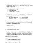 Inference Quiz