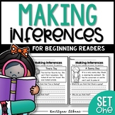 Inference Reading Comprehension Practice
