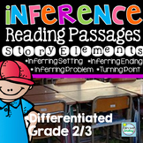 Making Inferences ~ Reading Passages ~ Finding Evidence ~ Story Elements