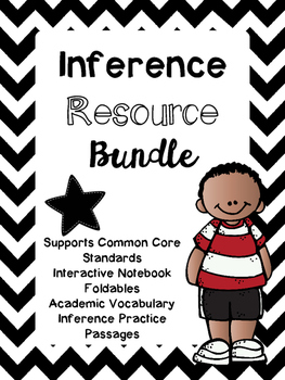 Inference Resource Bundle Supports Common Core Standards