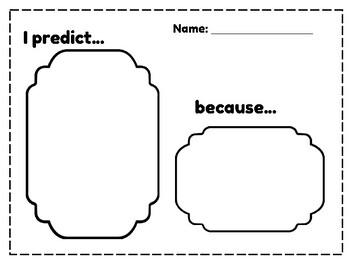 Inference Response Sheet