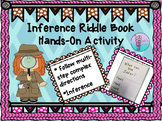 Inference Riddle Book Hands-On Activity