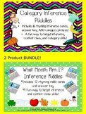 Inference Riddle Bundle