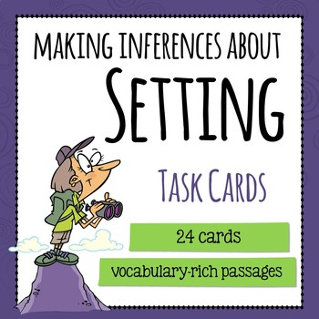 Inference - Setting Task Cards