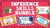 Inference Skills BUNDLE PACK: Speech therapy Inferencing