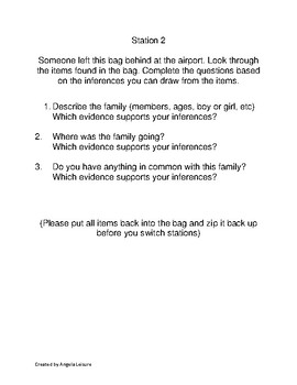 Inference Stations