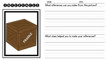 Inference Stimulus Cards