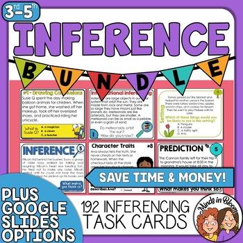 making inferences worksheets 3rd grade