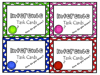 Inference Task Card Super Pack!