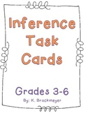 Inference Task Cards