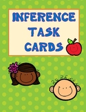 Inference Task Cards Differentiated w/Explanation Cards 3r