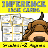 Inference Task Cards (Grades One and Two)