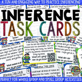 Inference/Inferencing Task Cards {Making Inferences Game}