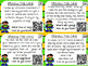 Inference Task Cards {Inference Game} with QR Codes