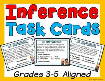 Inference Task Cards RL. 4.1