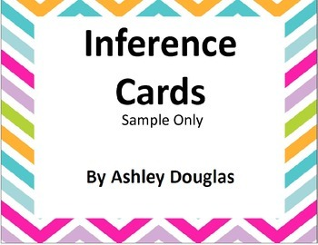 Inference Task Cards sample
