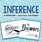Inference VALUE BUNDLE: Introductory PowerPoint & CSI Activity (for Secondary)