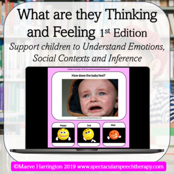 Inference: What are they Thinking and Feeling Level One