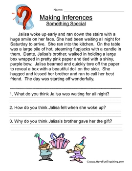 Inference Worksheet Pdf   Free Printables Worksheet furthermore Brilliant Ideas Of Fourth Grade Inference Lesson Plans In This Week further Making Inferences Worksheets – The Teachers' Cafe –  mon Core together with Inferences Worksheet   ideas   Pinterest   Inference  Making as well Inference Worksheets by Have Fun Teaching   Teachers Pay Teachers moreover best Making Inferences Worksheet High Pdf image collection additionally Free Inference Worksheets The best worksheets image collection furthermore  further Beautiful Observations and Inferences Worksheet  ca03 in addition Inferencing Worksheets 4th Grade   globaltrader co additionally Reading Worksheets   Inference Worksheets together with  as well 5th Grade Inference Worksheets besides Free Worksheets Liry   Download and Print Worksheets   Free on additionally Making Inferences Worksheet by Jennifer Szymanski   TpT moreover Worksheets Resources. on making inferences worksheets grade 4
