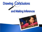 Inference and Conclusion Power Point