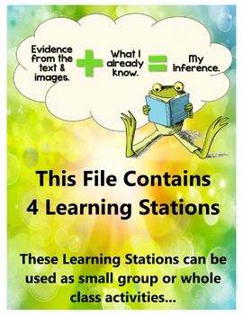 Inference and Evidence Learning Center
