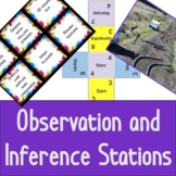 Inference and Observation Stations