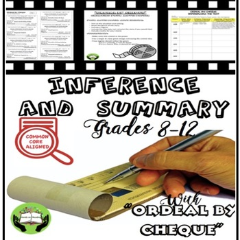 Inference and Summary with Ordeal by Cheque Grades 7-11