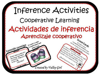 Inference in Spanish - (Inferencia)