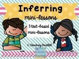 Inferring mini-lesson pack